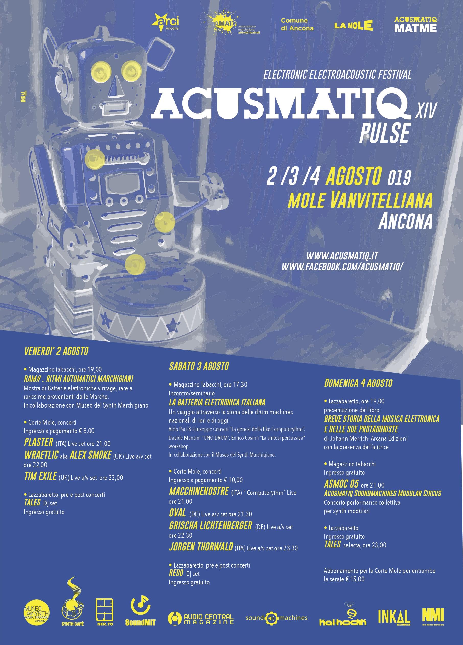 Acusmatiq pulse