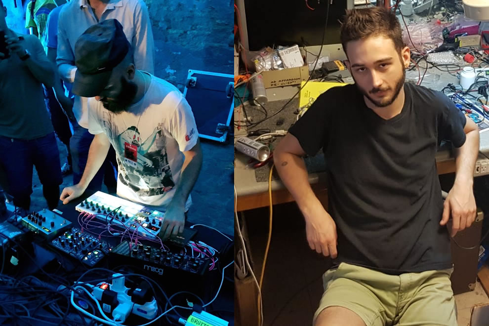 Luca Minelli & Lorenzo Vash